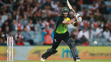 Glenn Maxwell sealed the final with 20 not out from 18 balls