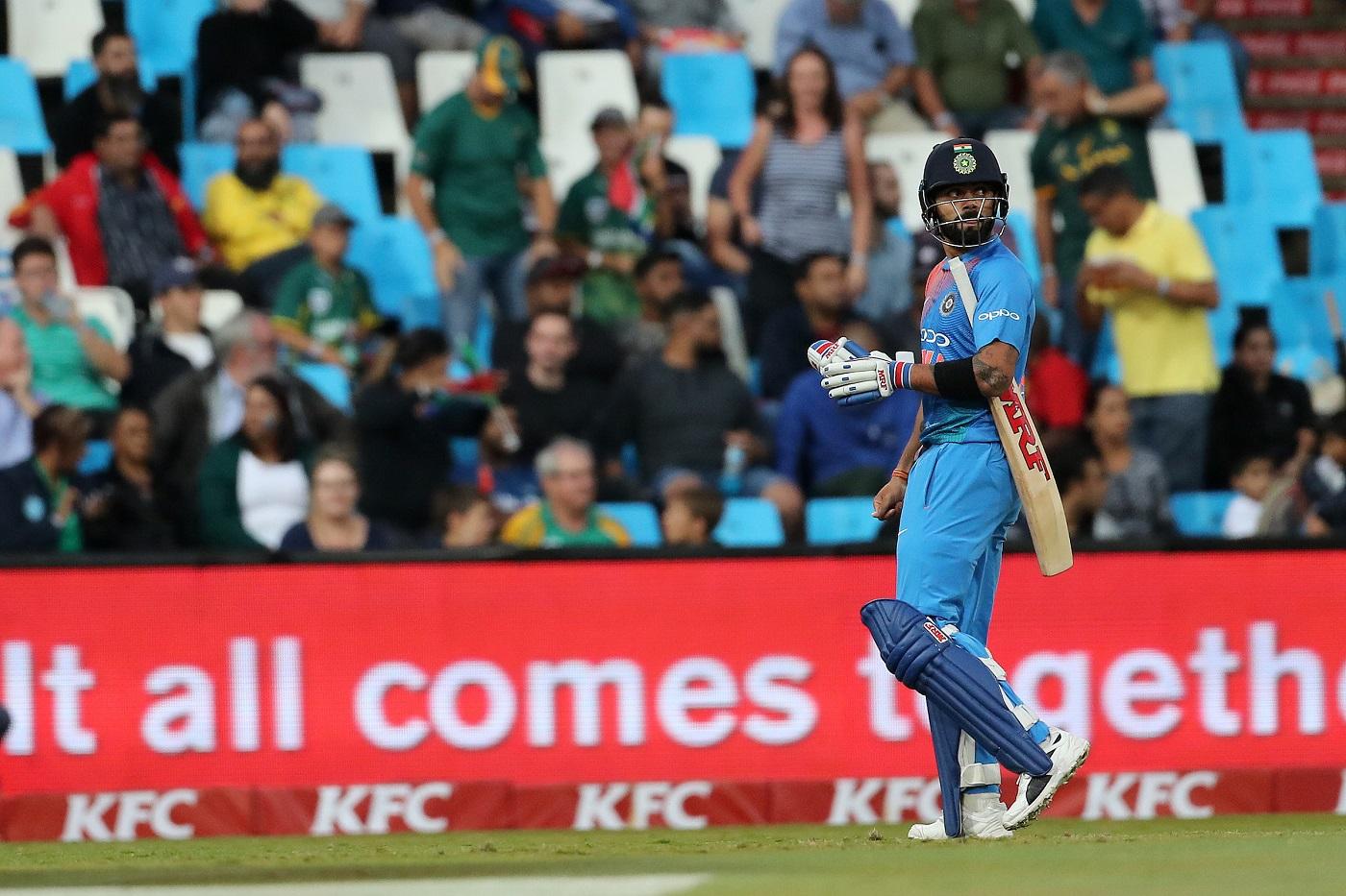 IPL 2018: Virat Kohli reveals why his break from cricket was weird 1