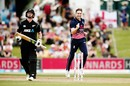 Chris Woakes struck twice early, New Zealand v England, 2nd ODI, Mount Maunganui, February 28, 2018