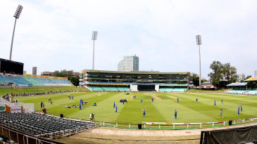 Kingsmead in Durban, unchanged for 25 years