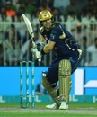Shane Watson started off tentatively, Quetta Gladiators v Peshawar Zalmi, Sharjah, March 1, 2018