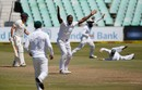 Kagiso Rabada appeals, AB de Villiers dives, Shaun Marsh hopes, South Africa v Australia, 1st Test, Durban, 3rd day, March 3, 2018