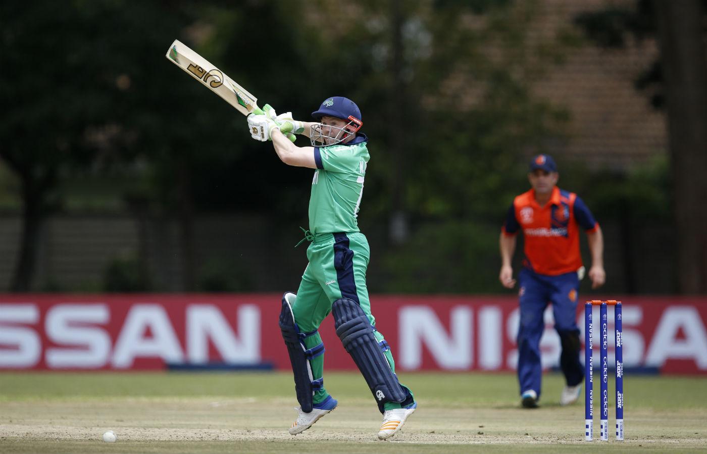 Niall O'Brien Retires From International Cricket 2
