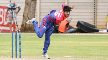Lamichhane took 17 wickets in the WCL Division Two and was instrumental in getting Nepal into the World Cup Qualifiers