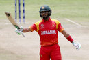 Sikandar Raza made another important contribution, Zimbabwe v Afghanistan, Bulawayo, March 6, 2018