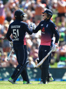Jonny Bairstow and Joe Root added 190 for the second wicket, New Zealand v England, 4th ODI, Dunedin, March 7, 2018