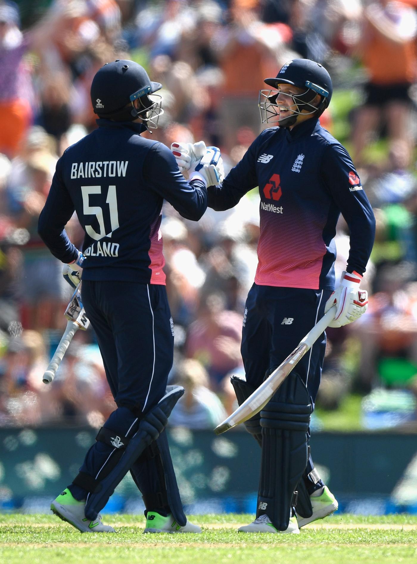 Morgan remembers the Dunedin ODI of 2018 illustrating Bayliss' consensual coaching style.