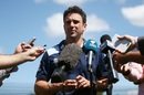 Ed Cowan announces his retirement, Sydney, March 7, 2018