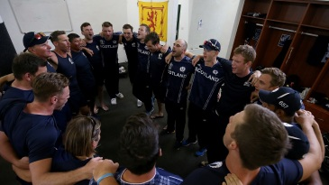 Scotland celebrate progress into Super Sixes