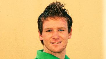 Eoin Morgan in early 2007