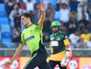 Shaheen Afridi was in rip-roaring form against Multan Sultans, Lahore Qalandars v Multan Sultans, PSL, March 9, 2018