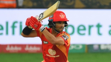 JP Duminy shored up Islamabad with a half-century