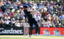 Kane Williamson swivels to pull, New Zealand v England, 5th ODI, Christchurch, March 10, 2018