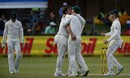 Mitchell Marsh contributed with two wickets, South Africa v Australia, 2nd Test, 2nd day, Port Elizabeth, March 10, 2018