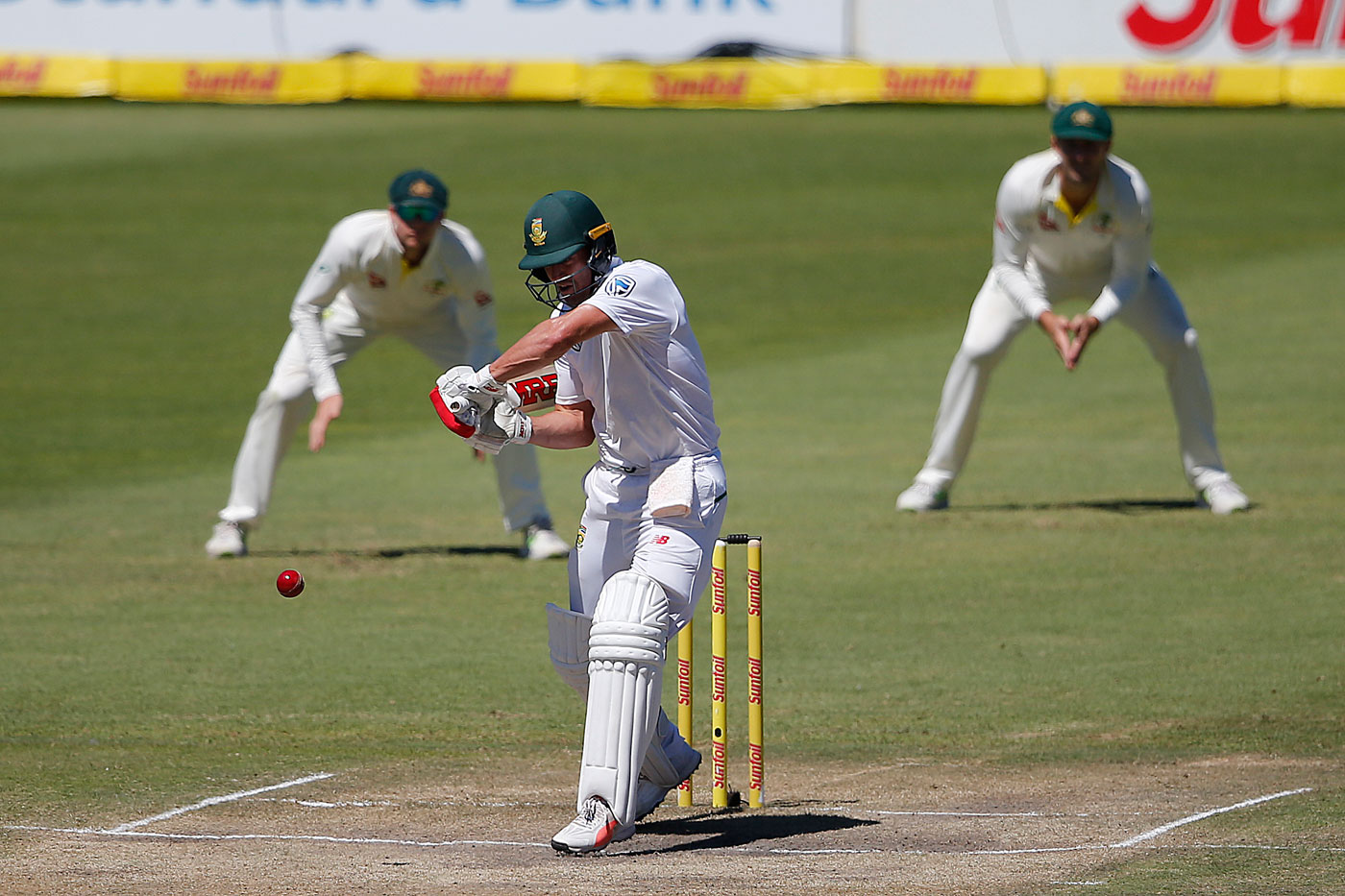 South Africa vs Australia 2nd Test Day 4 Highlight