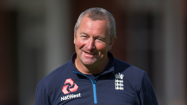 Paul Farbrace, England assistant coach