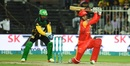 Alex Hales made 46 on his return to the PSL, Islamabad United v Multan Sultans, PSL 2018, Sharjah, March 13, 2018