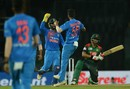 Washington Sundar dismissed Bangladesh's top-three batsmen, Bangladesh v India, 5th match, Nidahas Twenty20 Tri-Series, Colombo, March 14, 2018