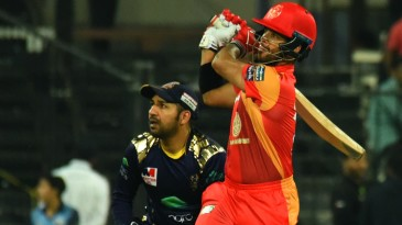 JP Duminy struck another half-century for Islamabad United
