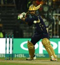 Sarfraz Ahmed struck a 30-ball 43, Quetta Gladiators v Islamabad United, PSL 2018, Sharjah, March 15, 2018