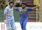 28 July 2001: Coca-Cola Cup (Sri Lanka) 2001, 6th Match, India v Sri Lanka, R.Premadasa Stadium, Khettarama, Colombo