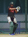 Shakib Al Hasan bats in the nets, Nidahas T20 Tri-series, Colombo March 17, 2018