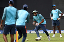 Rohit Sharma and Shikhar Dhawan take part in a fielding drill, Nidahas T20 Tri-series, Colombo, March 17, 2018