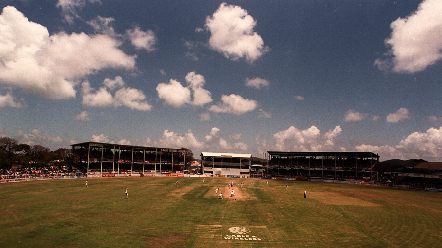 Runs for Recreation: Antigua's old Test ground was a batsman's delight