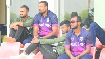 Yusuf Pathan turns out for Prime Bank Cricket Club
