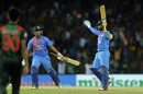 Dinesh Karthik's last-ball six clinched India the title, India v Bangladesh, Nidahas Trophy final, Colombo, March 18, 2018
