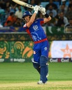 Joe Denly made 51 against Islamabad, Islamabad United v Karachi Kings, qualifier, PSL 2018, Dubai, March 18, 2018