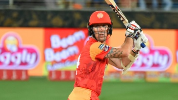 Luke Ronchi smashed the fastest fifty of the PSL