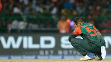 Spare a thought for Soumya Sarkar