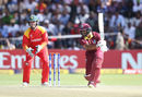 Shai Hope reignited West Indies' chase, Zimbabwe v West Indies, World Cup Qualifiers, Harare, March 19, 2018