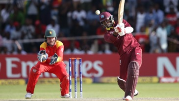 Marlon Samuels compiled a well-paced half-century