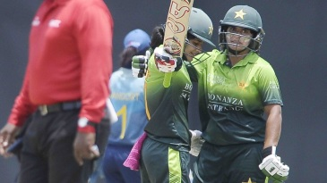 Javeria Khan celebrates her century