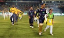 Cricket returned to Pakistan in the shape of the first eliminator, Peshawar Zalmi v Quetta Gladiators, eliminator 1, PSL 2018, Lahore, March 20, 2018
