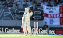 Moeen Ali is cleaned up, New Zealand v England, 1st Test, Auckland, 1st day, March 22, 2018