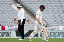 Kane Williamson was adjudged lbw for 102, New Zealand v England, 1st Test, Auckland, 2nd day, March 23, 2018