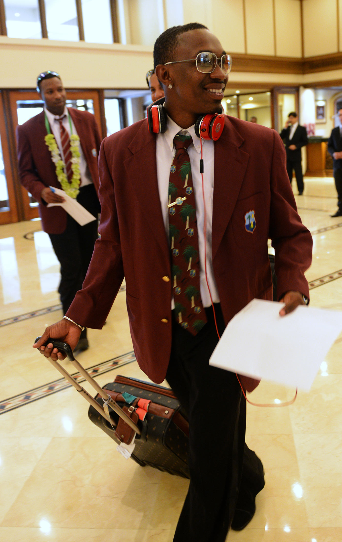 Have rollaboard, will travel the world to play T20