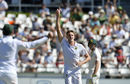 Morne Morkel claimed his 300th Test wicket, South Africa v Australia, 3rd Test, Cape Town, 2nd day, March 23, 2018