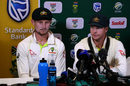 Cameron Bancroft and Steven Smith own up to ball-tampering, South Africa v Australia, 3rd Test, Cape Town, 3rd day, March 24, 2018