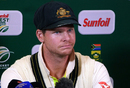 Steven Smith admits to ball-tampering, South Africa v Australia, 3rd Test, Cape Town, 3rd day, March 24, 2018