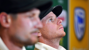 Steven Smith reflects on events in Cape Town