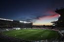 Eden Park under lights, New Zealand v England, 1st Test, Auckland, 4th day, March 25, 2018