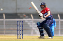 Bryony Smith dragged the ball on to her stumps, India v England, Tri-Nation Women's T20 Series, Mumbai, March 25, 2018