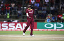 Jason Holder had a lot on his mind, Afghanistan v West Indies, World Cup Qualifier, final, Harare, March 25, 2018