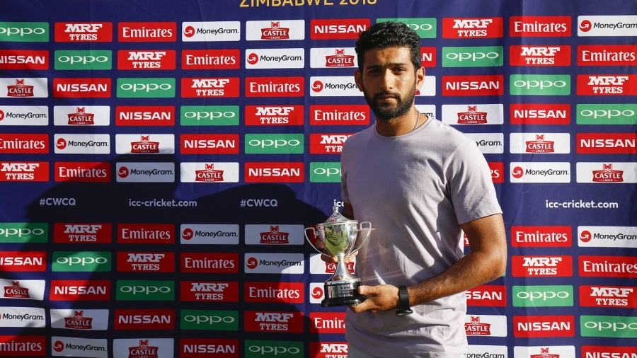 Sikandar Raza was named Man of the Tournament