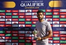Sikandar Raza was named Man of the Tournament, Afghanistan v West Indies, World Cup Qualifier, final, Harare, March 25, 2018