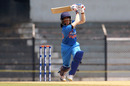 Jemimah Rodrigues played some attractive strokes, India v Australia, Tri-Nation Women's T20 Series, Mumbai, March 26, 2018